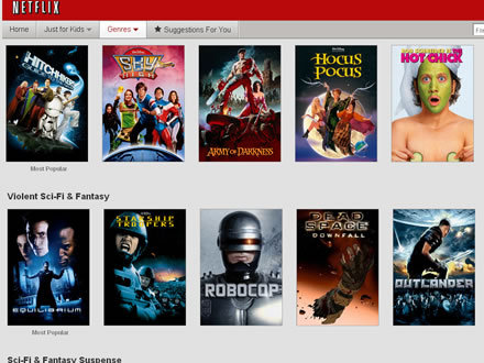 how to change netflix to usa on apple tv